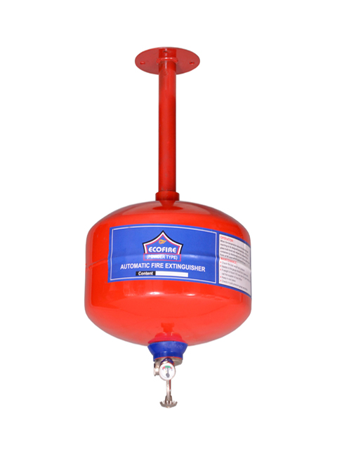 ABC Type Modular Automatic Fire Extinguisher 10kg